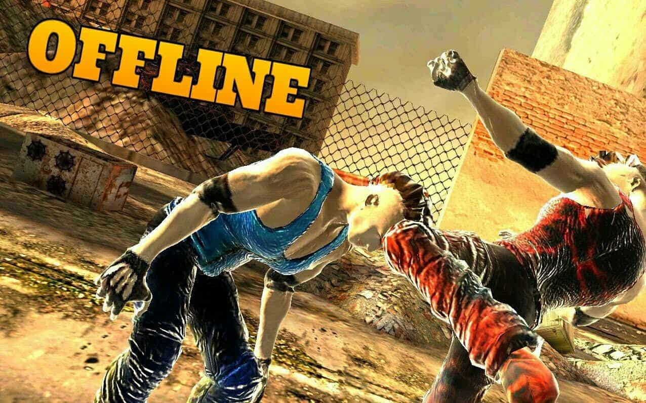 Image 1: Best Offline Fighting Games for Android