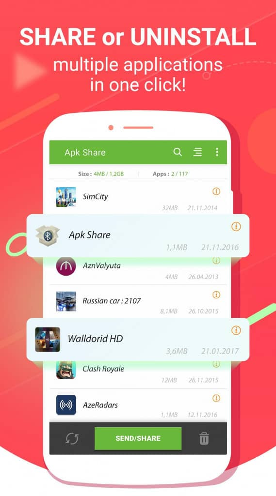 Image 2: How to Transfer Apps From Old Android to New Android