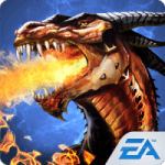 Jogos Android com dragões: Heroes of Dragon Age, Knights & Dragons