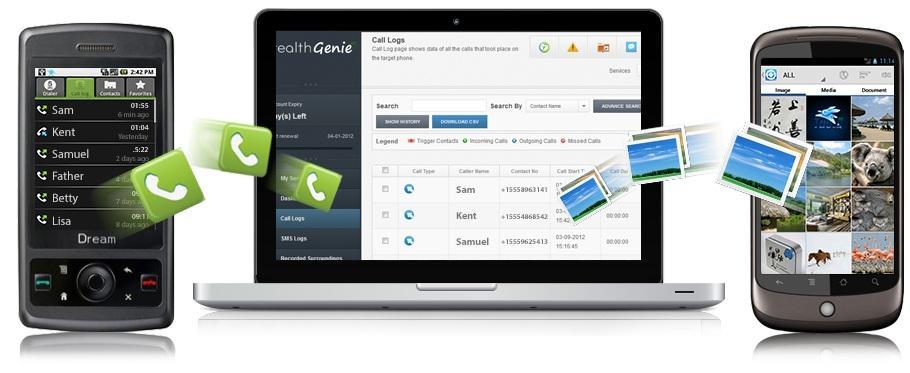 software de monitoramento de celulares