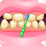 Melhores jogos de dentista para divertir as crianças