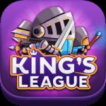 Jogo de estratégia King's League Odyssey chega ao Android