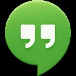 imagem do Hangouts oferece um minuto de chamada grátis até 2015