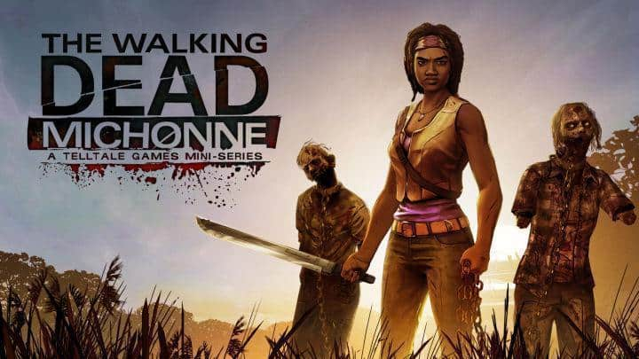 The Walking Dead: Michonne deve chegar ao Android no dia 28 de novembro