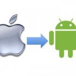 Conheça quatro formas de transferir os contatos do iPhone para o Android