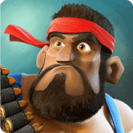 Cinco alternativas para Clash of Clans: Boom Beach e Empire Four Kingdoms