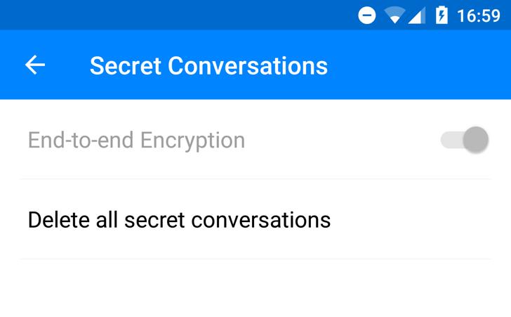 secretconversation