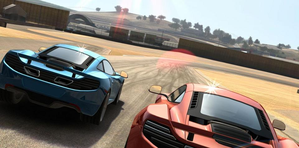 imagen 2 deCinco melhores e mais aditivos jogos de corrida para seu Android