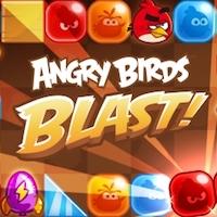 Novo Angry Birds Blast é inspirado nos quebra-cabeças deslizantes!