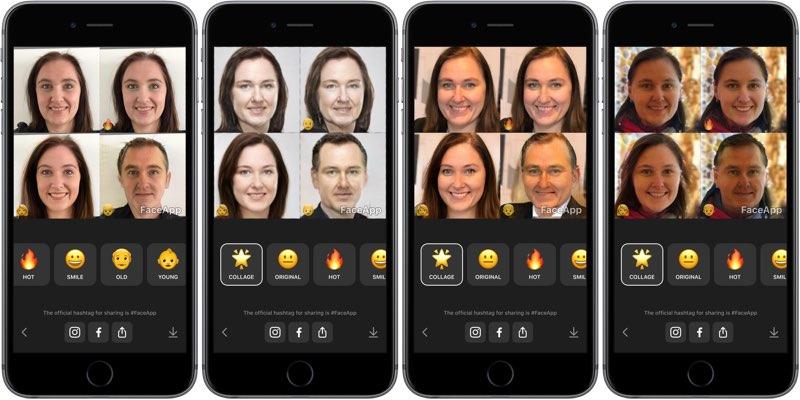 Image 1 Melhores apps Android de fevereiro 2017: FaceApp, Pop Collage e Delta Icon