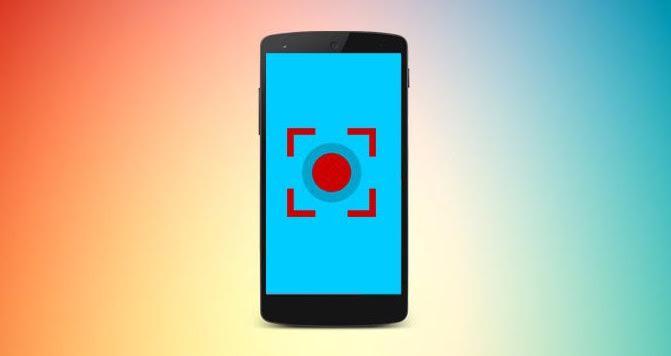 imagen 2 de Cinco melhores apps Android para gravar a tela do dispositivo móvel