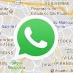 Como partilhar sua localização em tempo real no WhatsApp