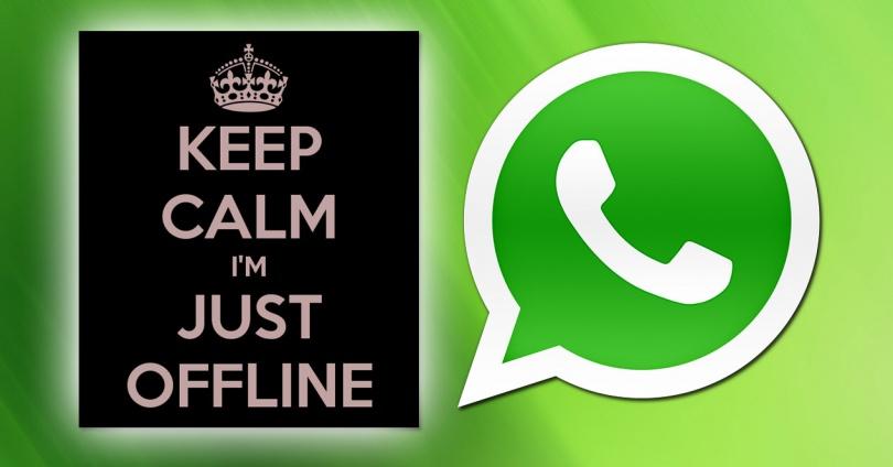 imagem 2 de Como ocultar o status online no WhatsApp