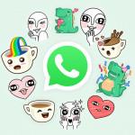 imagens de WhatsApp: tudo o que você precisa saber sobre os novos Adesivos!