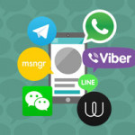 Como traduzir as conversas do WhatsApp e do Facebook Messenger