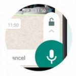 imagem de WhatsApp: como ouvir as mensagens de voz antes de enviá-las