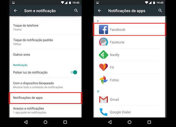 imagem 2 Como desativar notificações de qualquer aplicativo no Android