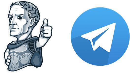 imagem 1 Como usar adesivos do Telegram no WhatsApp para Android!