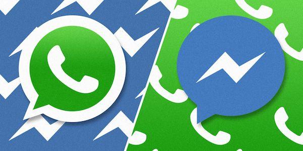 imagem 1 Mensagens privadas- como ocultar conversas no WhatsApp e no Messenger
