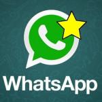 Como encontrar rapidamente mensagens importantes no WhatsApp