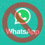 Banimento no WhatsApp