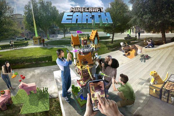 Melhores jogos Android de Novembro 2019: Minecraft Earth e Bleach Mobile