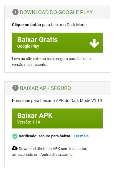 Download AndroidLista