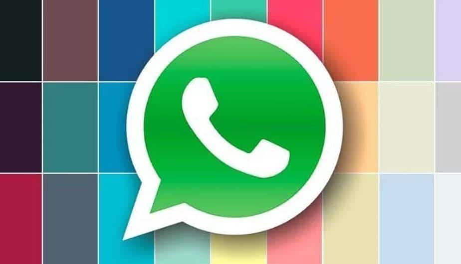 Como alterar a imagem de fundo do WhatsApp
