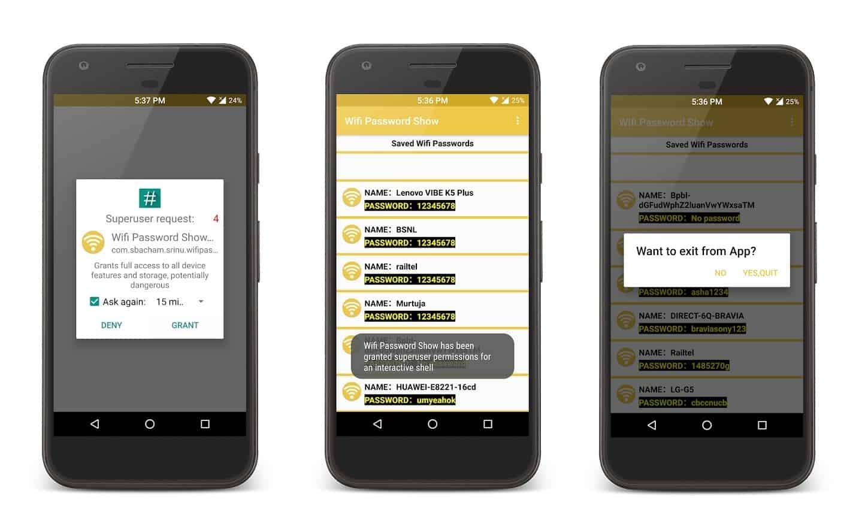 imagem 2 de Como visualizar as senhas de Wi-Fi salvas no Android