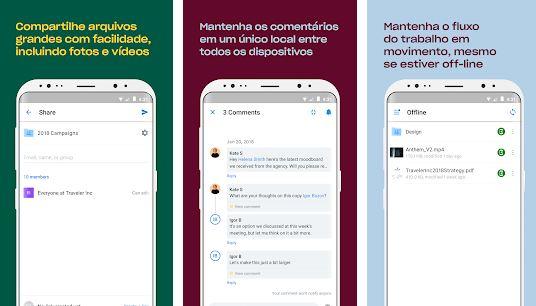 imagem 5 de Como transferir arquivos pesados entre dois dispositivos Android
