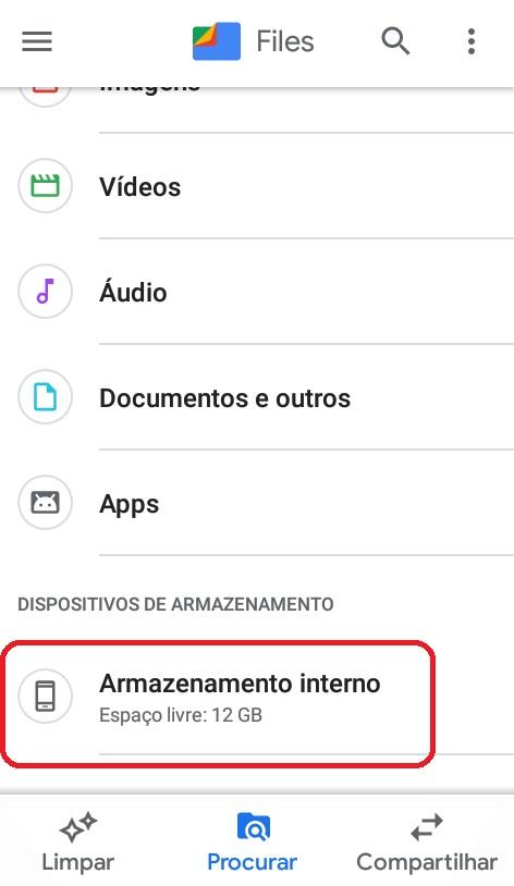 imagem 3 de WhatsApp como encontrar as mensagens de voz no Android