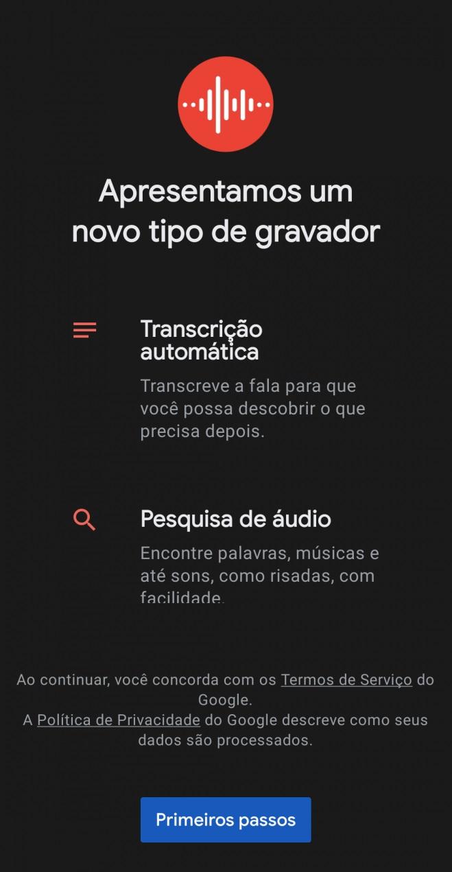 imagem 3 de Como converter voz em texto no Android