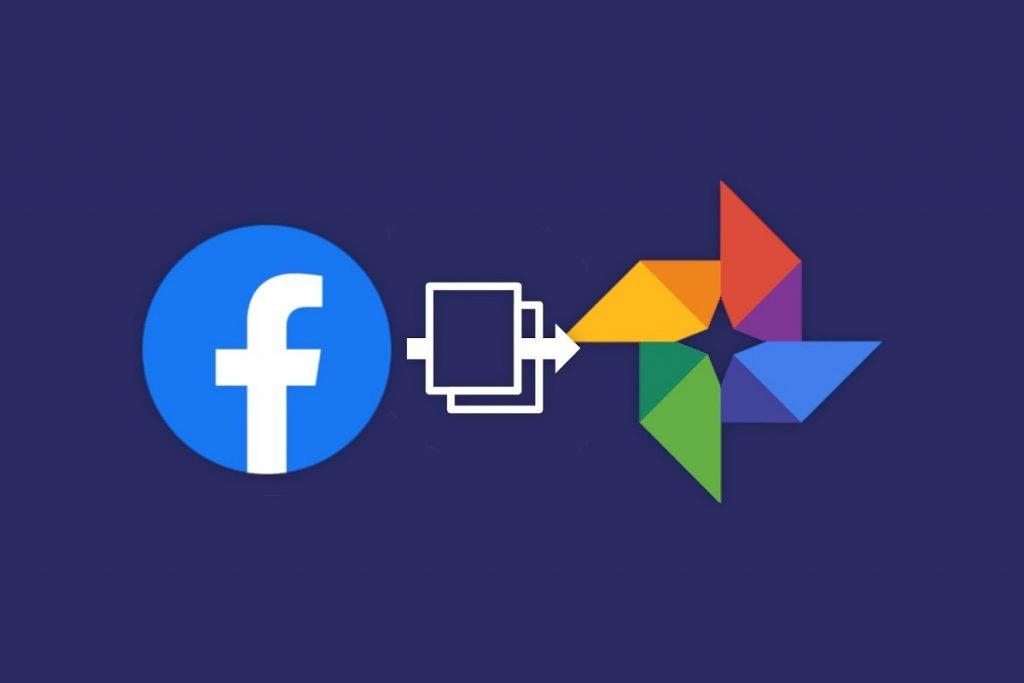 Como transferir as fotos do Facebook para o Google Fotos
