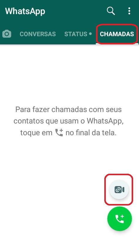 imagem 4 de Como fazer chamadas com até 50 participantes no WhatsApp através do Messenger Rooms
