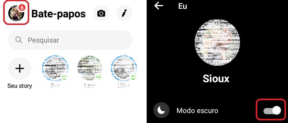 imagem 2 de Dark Mode desfrute do modo escuro com os melhores apps para Android