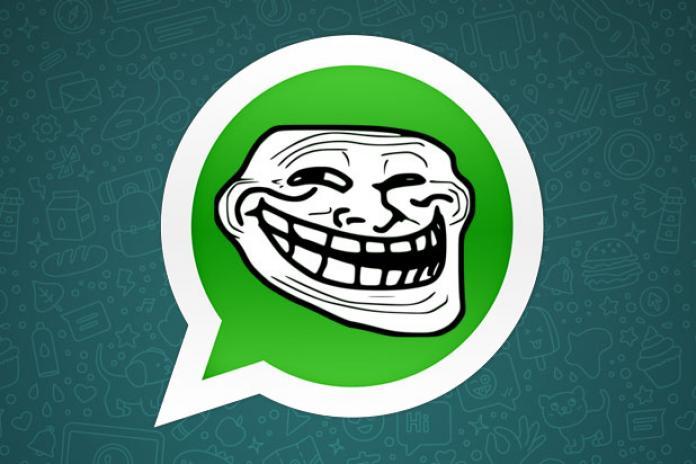 Como enviar no WhatsApp imagens que mudam depois de abertas