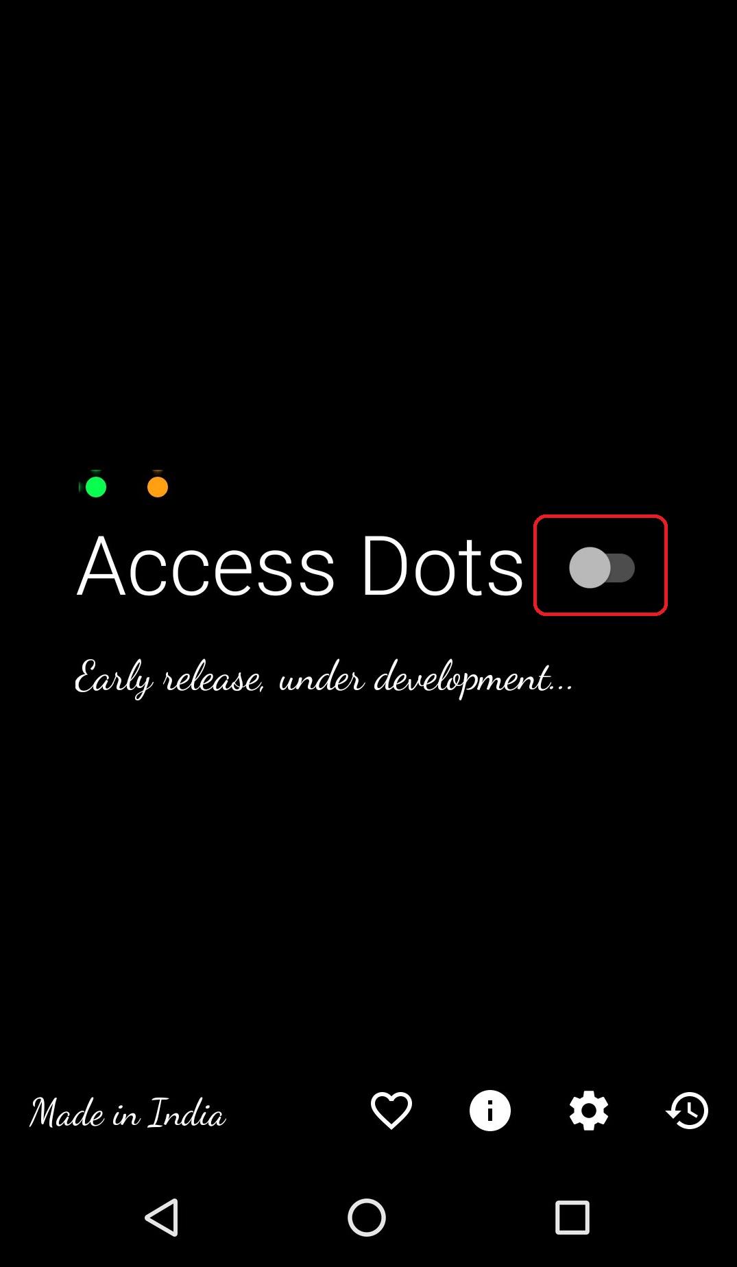 imagem 2 de Como saber se um app está usando a câmera ou o microfone do Android secretamente