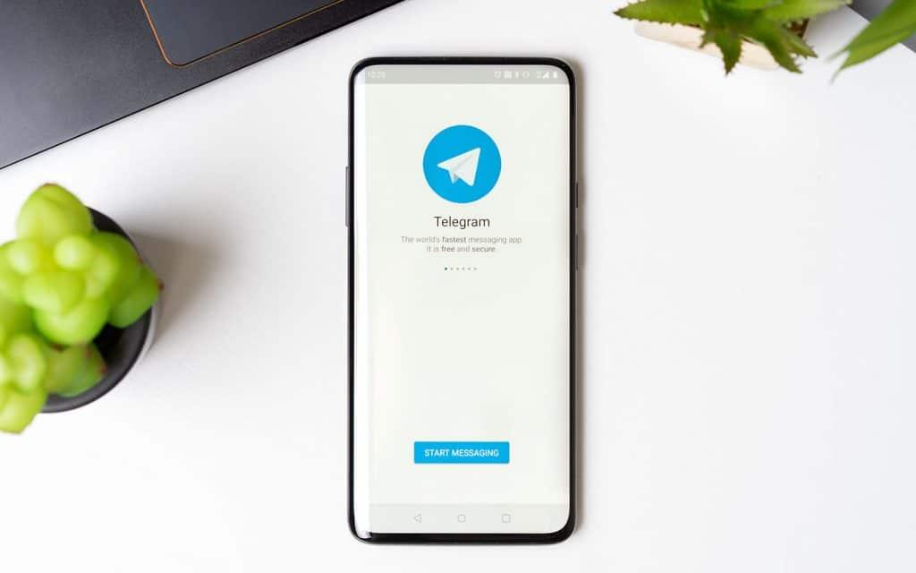 Como fazer videochamadas no Telegram para Android