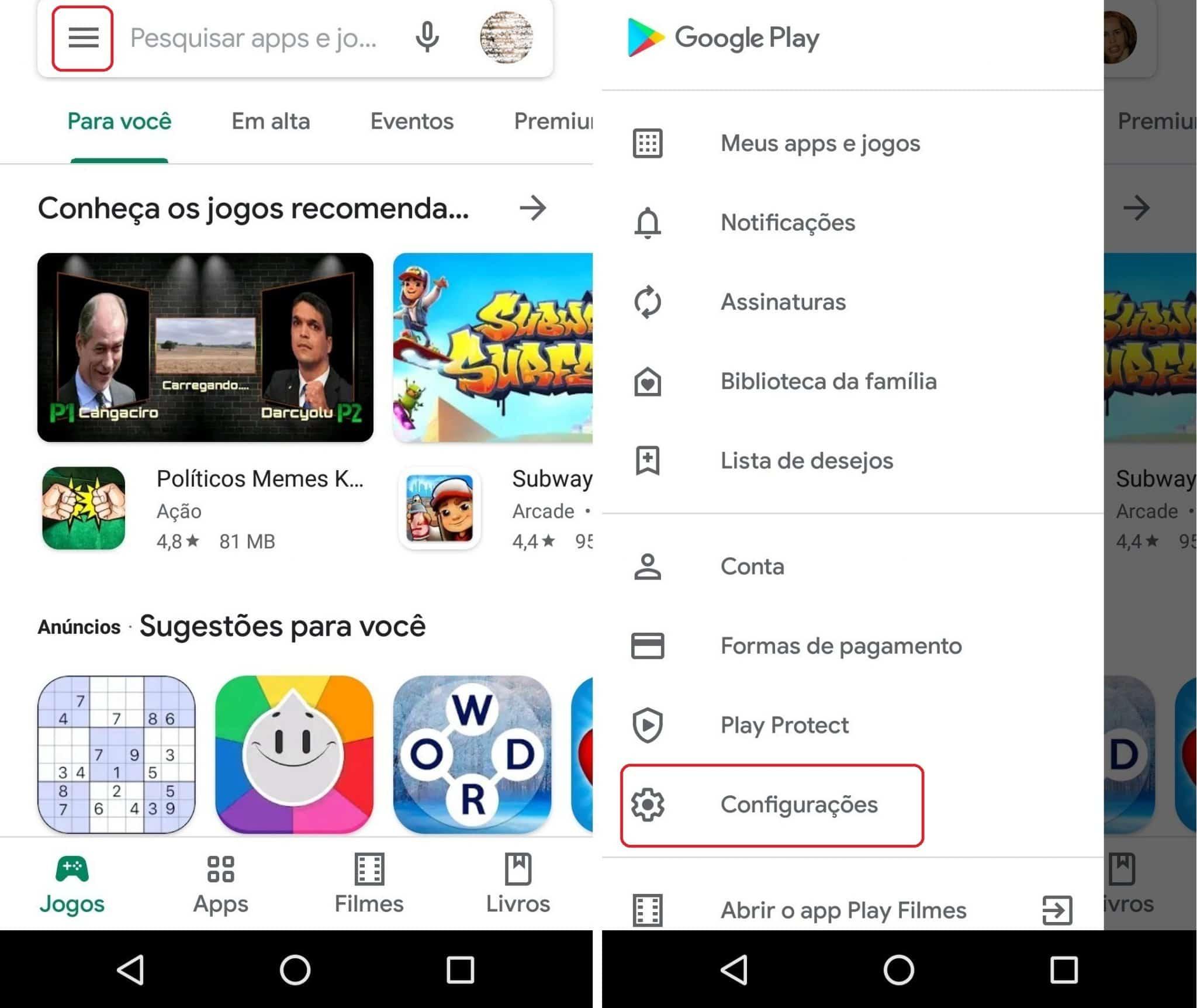 imagem 5 de Como desativar as atualizações automáticas de apps no Android