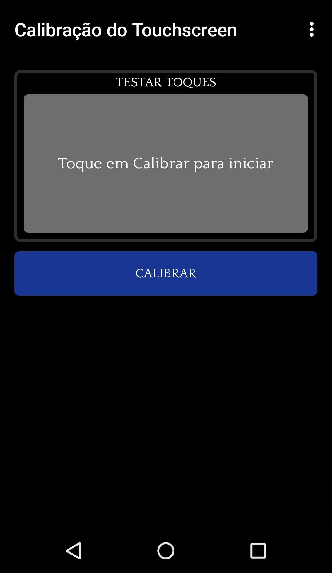 imagem 3 de Como calibrar a tela touchscreen do Android