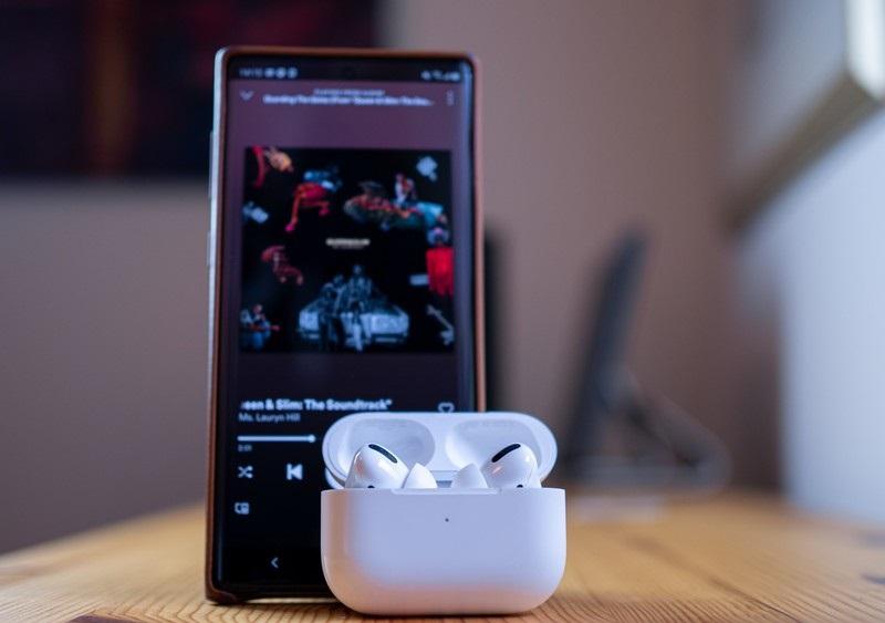 Como conectar os AirPods da Apple a um smartphone Android