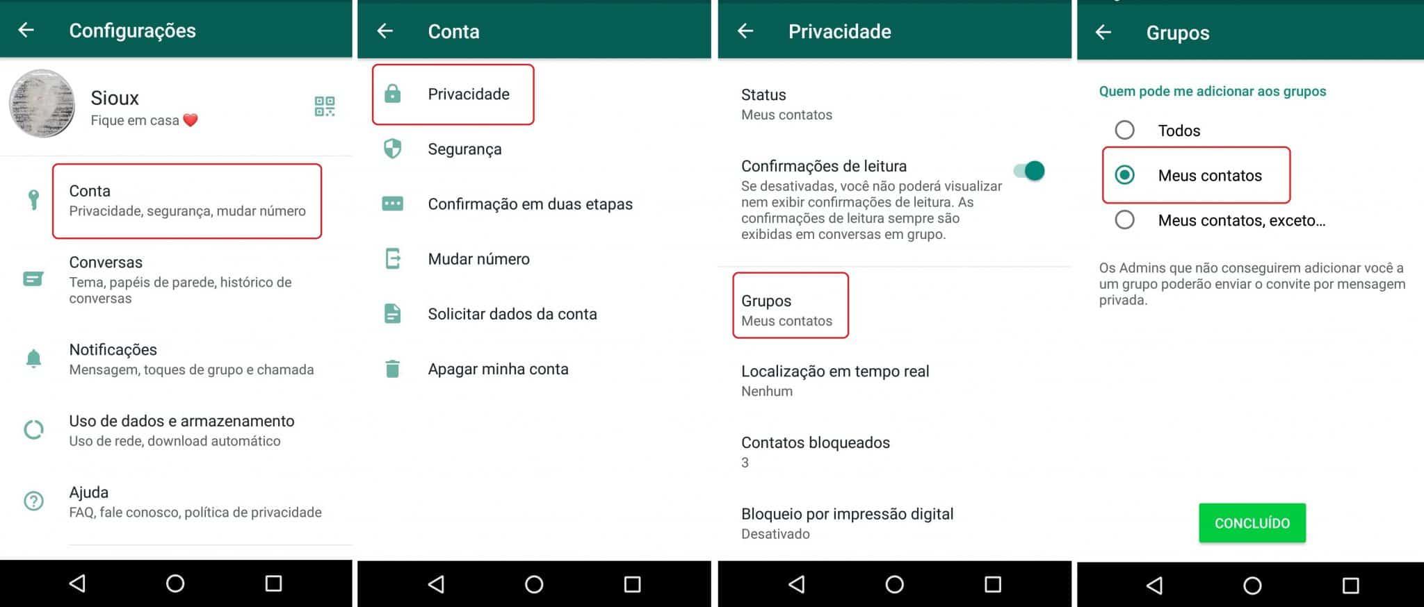 imagem 3 de WhatsApp cuidado com as 'mensagens assustadoras' que circulam no mensageiro