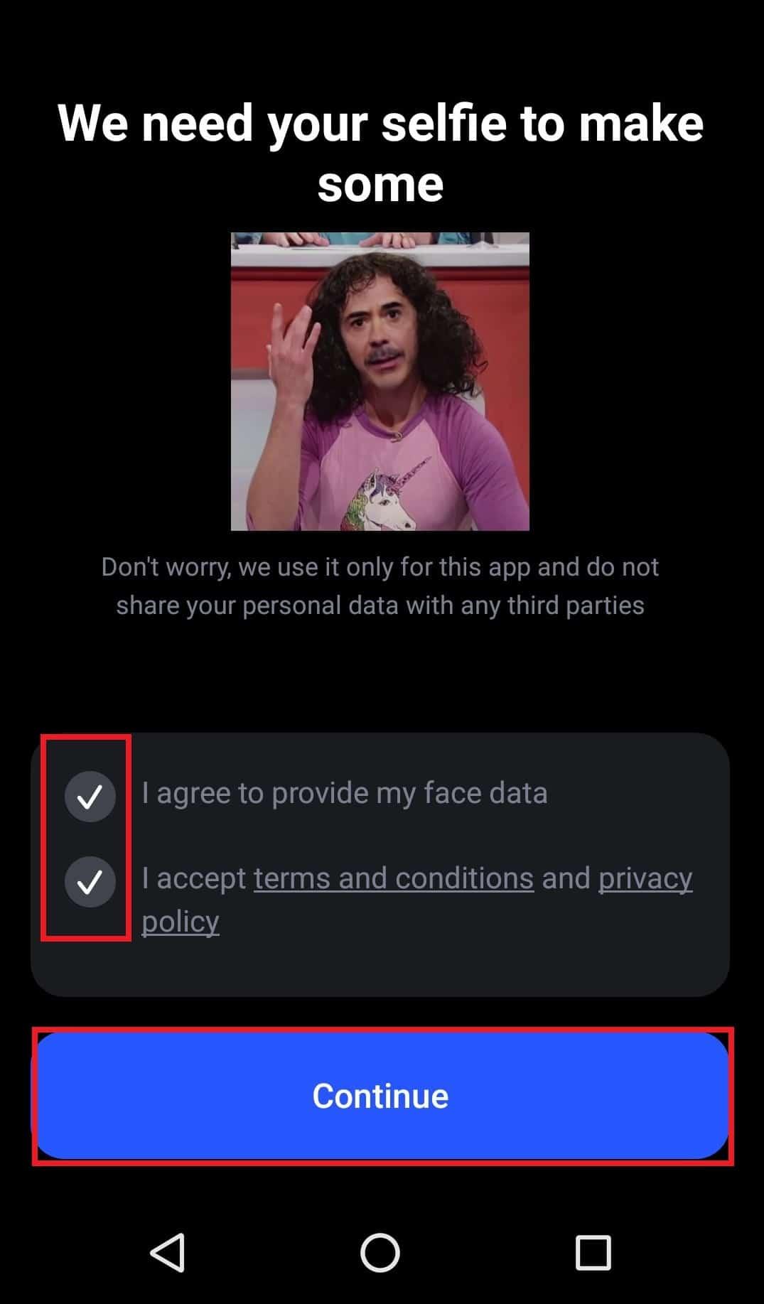 imagem 2 de Aplicativos permitem criar Deep Fakes no Android