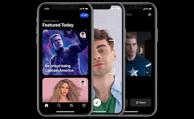 Aplicativos permitem criar Deep Fakes no Android