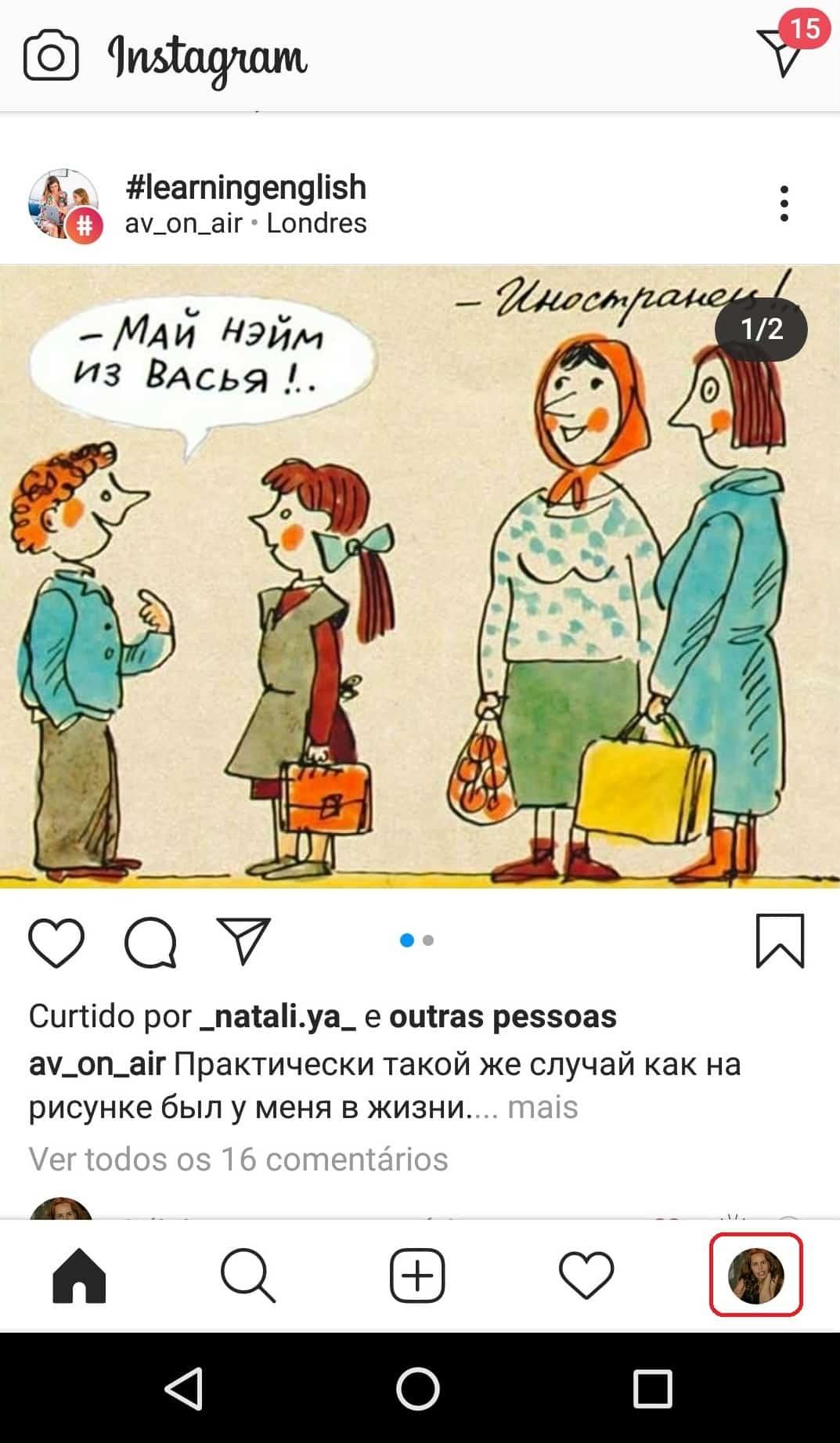 imagem 2 de Como remover curtidas e reações de posts no Instagram e Facebook