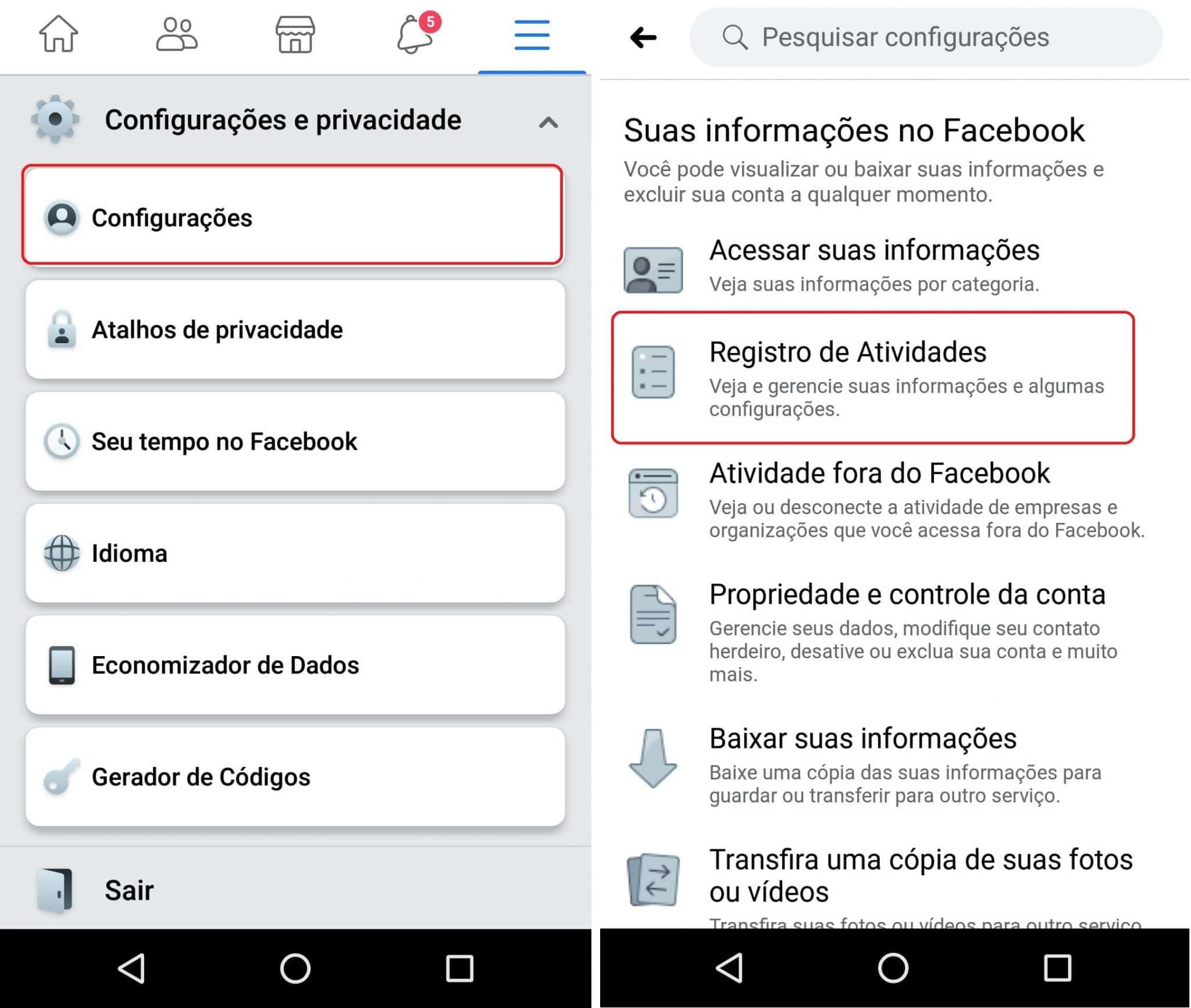 imagem 9 de Como remover curtidas e reações de posts no Instagram e Facebook