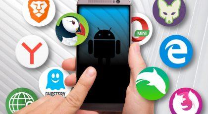 imagem 1 de Como alterar o navegador padrão no Android