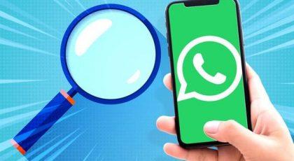 imagem 1 mde Como usar a nova busca do WhatsApp pesquise por contatos ou palavras-chave