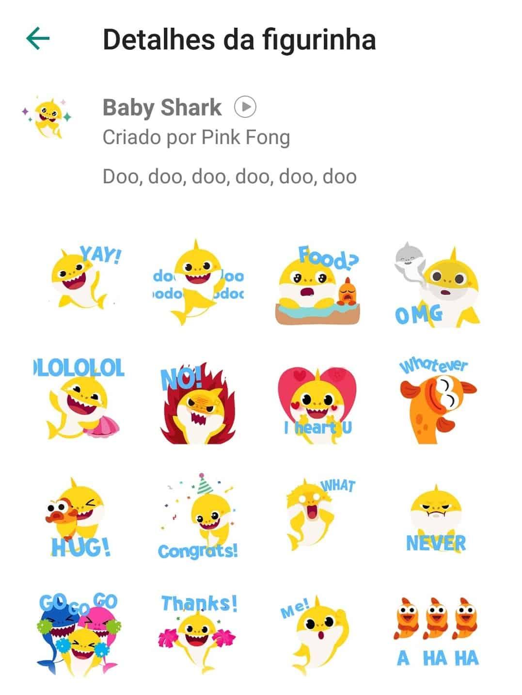 imagem 5 de WhatsApp libera nova busca de figurinhas na versão Beta