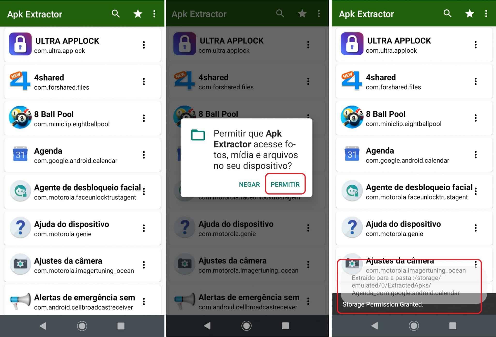 imagem 2 de Como extrair o arquivo APK de qualquer app instalado no Android